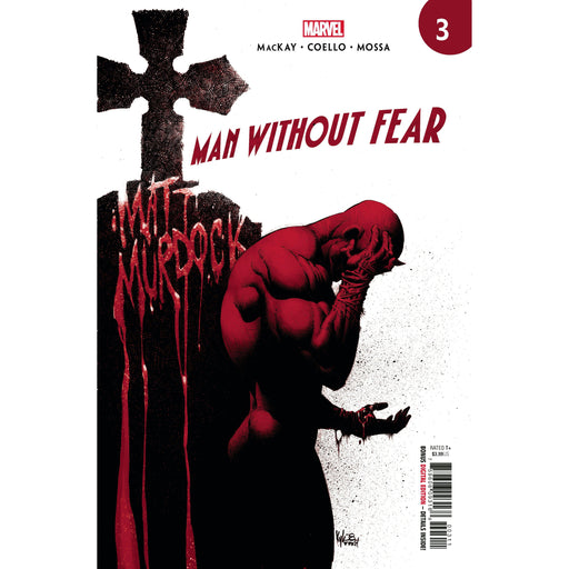 Man Without Fear #3-Georgetown Comics