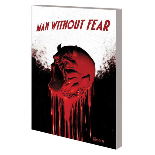 Man Without Fear TP Death Of Daredevil-Georgetown Comics