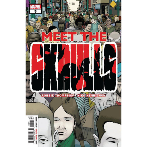 Meet The Skrulls #5 (Of 5)-Georgetown Comics