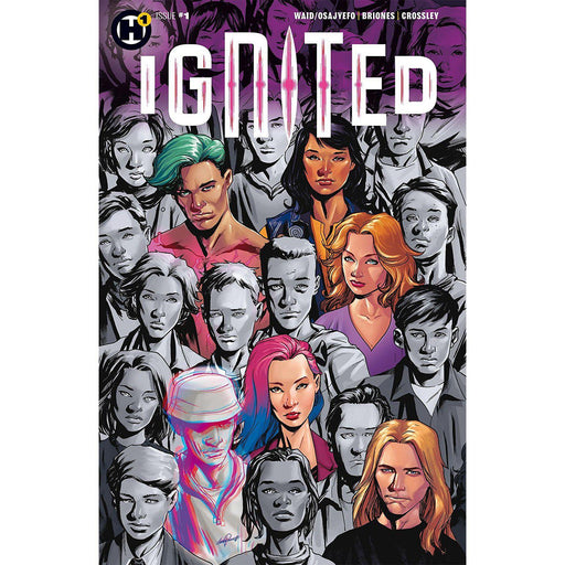 Ignited #1 Cvr A Mckone (MR)-Georgetown Comics