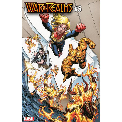 War Of Realms #5 (Of 6) Yardin International Var WR-Georgetown Comics