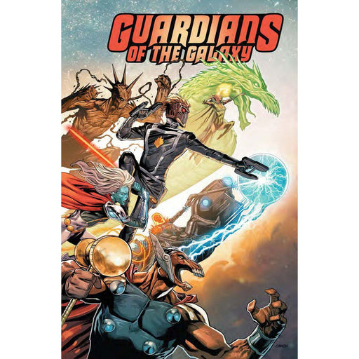 Guardians Of The Galaxy Annual #1 Smith Var-Georgetown Comics