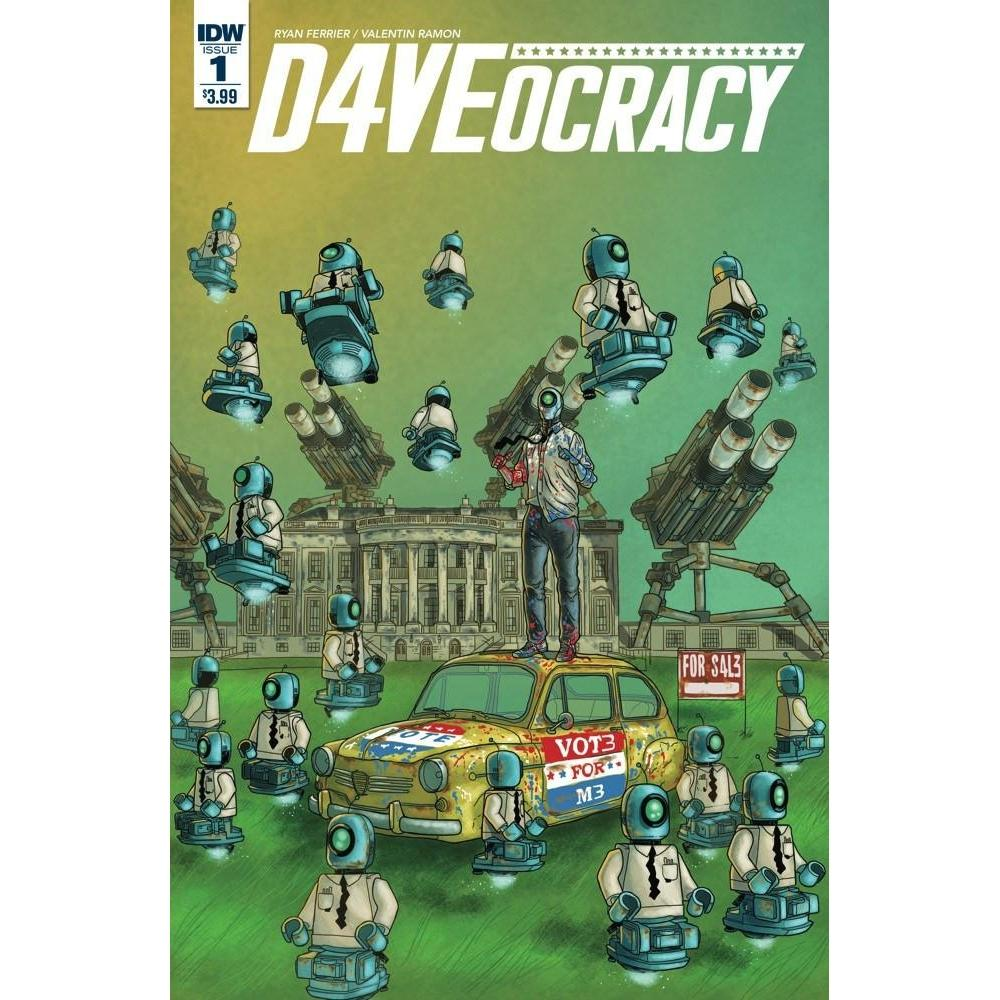 D4veocracy #1-Georgetown Comics