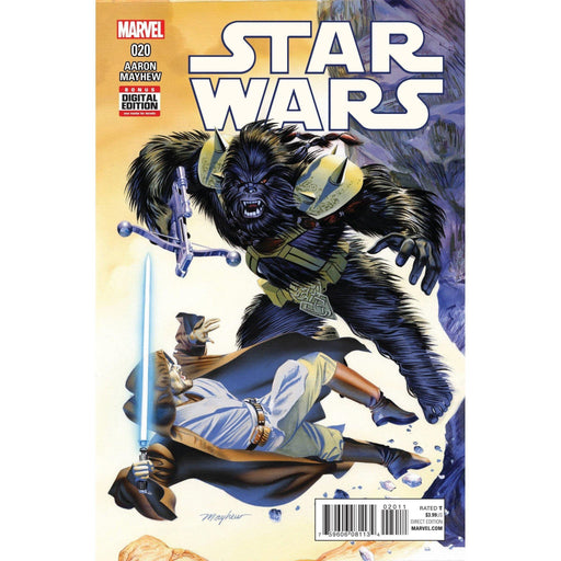 Star Wars #20-Georgetown Comics