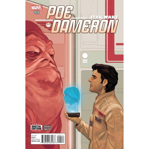 Star Wars Poe Dameron #4-Georgetown Comics