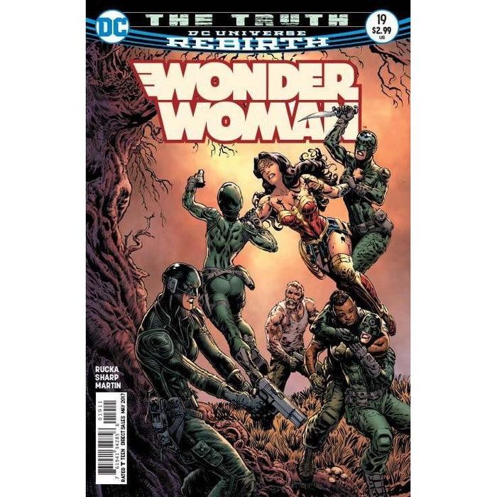 Wonder Woman #19-Georgetown Comics