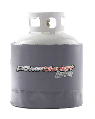PBL20 - 20lb Gas Cylinder Band Style Heater, 90°F, 120V, 120 Watts, 1.0 Amp - Powerblanket Shop  - 1