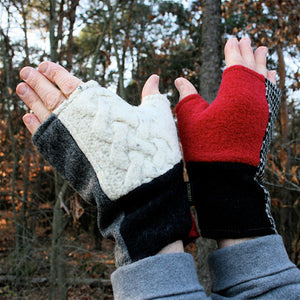 Mens Fingerless Gloves #15