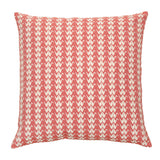 safomasi coral crane pillow at maeree