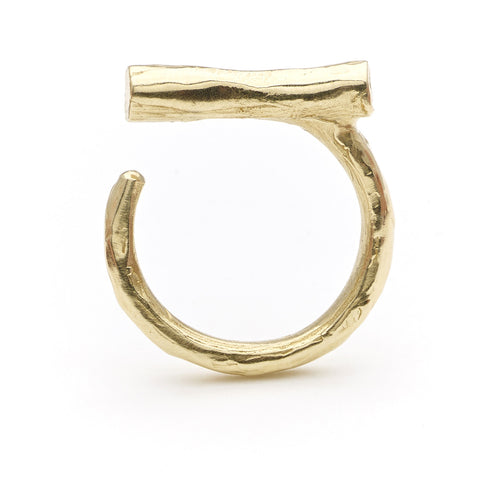 Odette New York talus ring at maeree