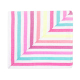 las bayadas mexican beach blanket la rita striped