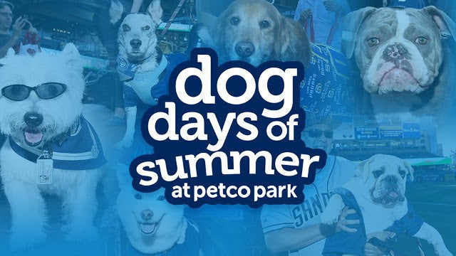 Beer Paws on the Go: Padres Dog Days of Summer