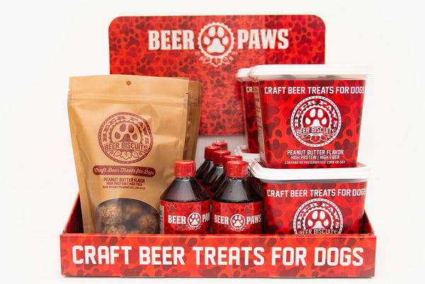 Beer Paws Retail Starter Kit