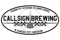 Callsign Brewing Beer Paws Beer Biscuits for Dogs