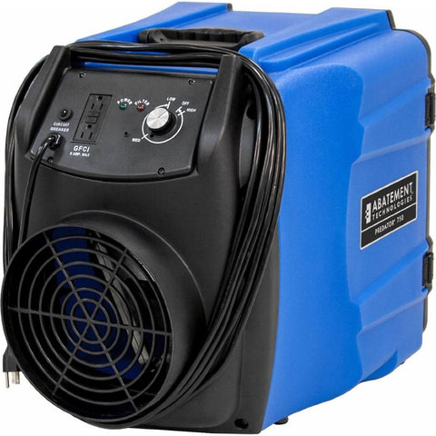 Air Scrubber - Predator PRED750 Portable 4-Stage HEPA Air Scrubber By Abatement Technologies