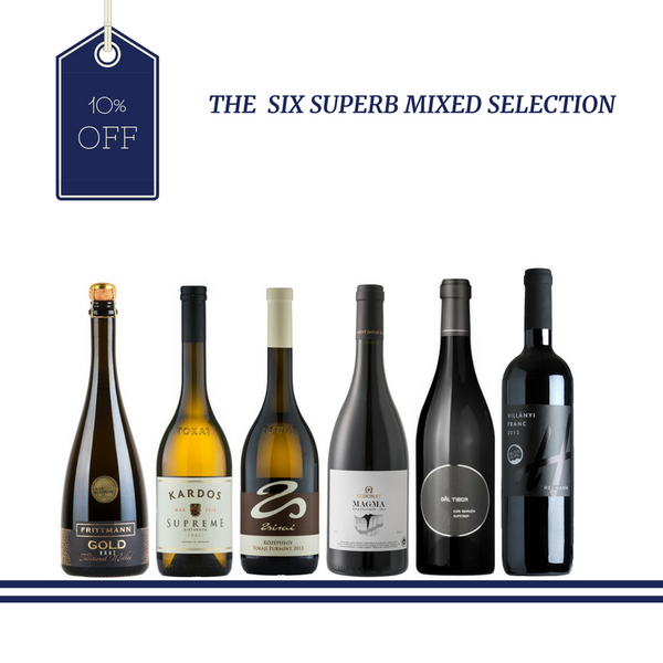 The Six Superb Mixed Selection with 10 % off