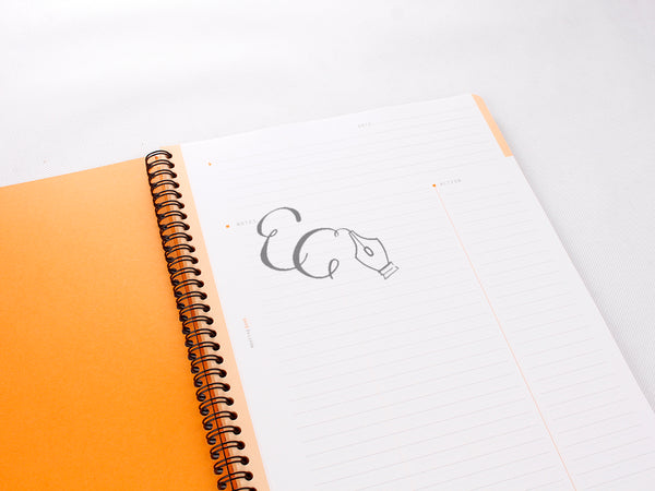 Rhodia Classic Meeting Book Wirebound A4