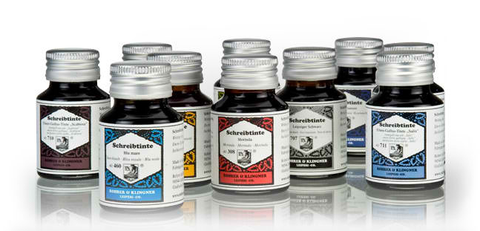 Rohrer & Klingner Fountain Pen Ink Sample Vials