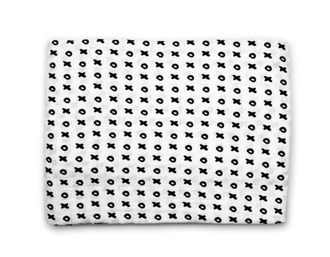 XO Organic Cotton Muslin Swaddle