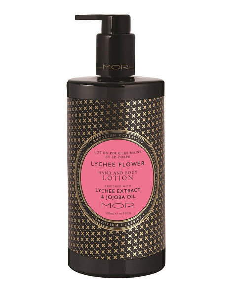 Lychee Flower Hand & Body Lotion 500ml