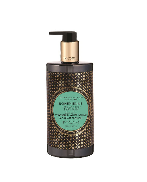 Bohemienne Hand & Body Lotion 500ml