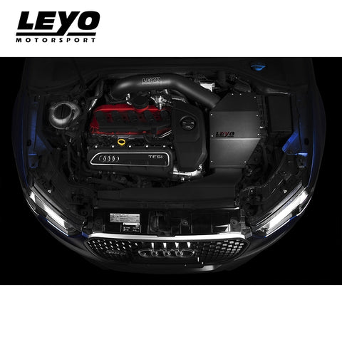 Leyo Motorsport Audi RS3 Cold Air Intake Kit