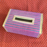 Bamboo Tissue Box