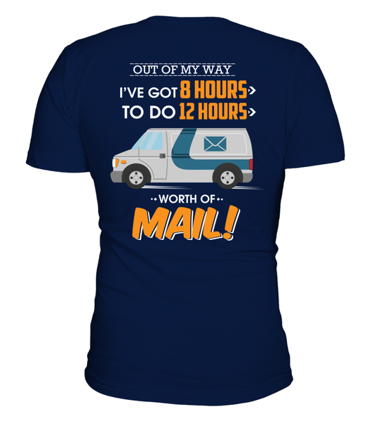 I Know The Worth Of Mail Shirt - Giggle Rich - 2