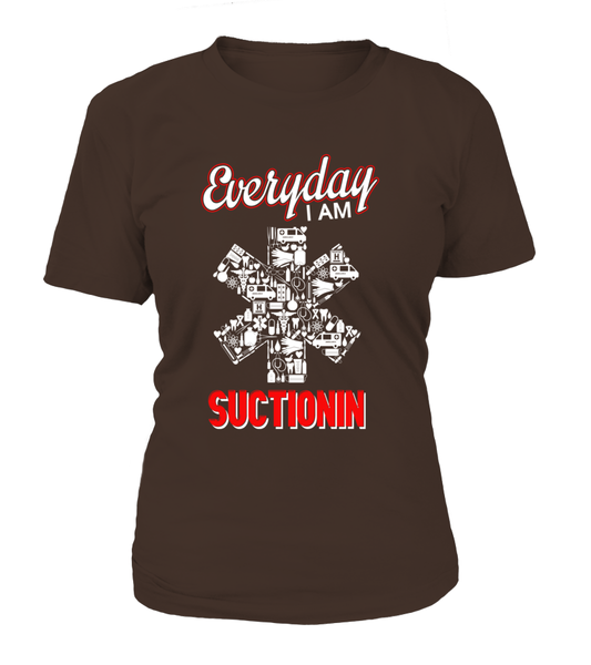 Everyday I Am Suctioning