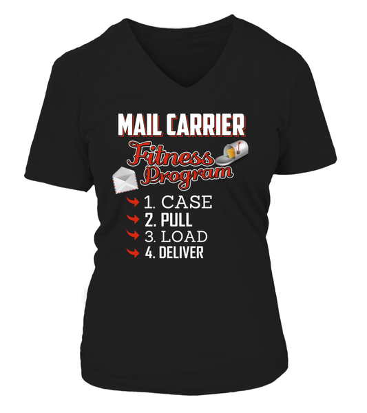 Mail Carrier Fitness Program Shirt - Giggle Rich - 6