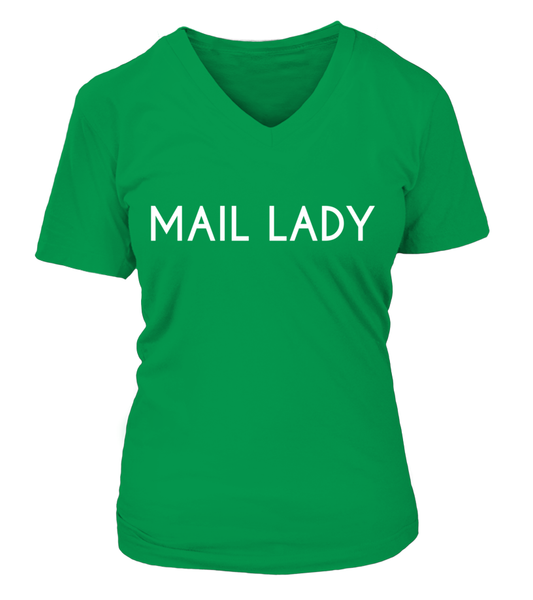 Never Underestimate The Power Of A Mail Lady Shirt - Giggle Rich - 31