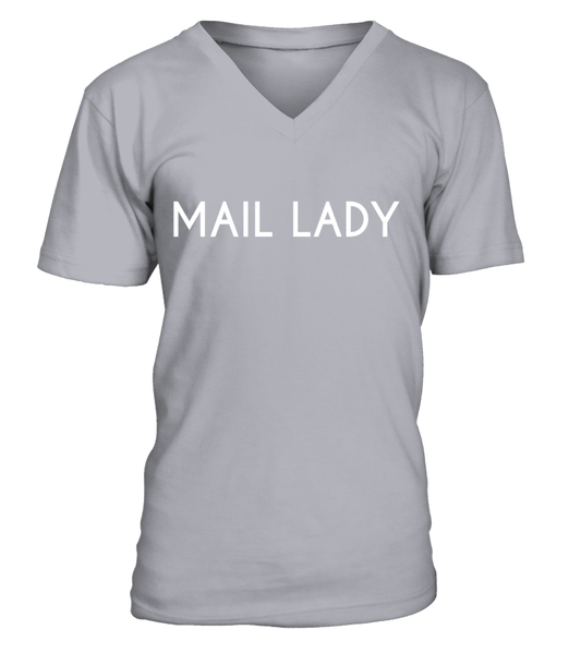 Never Underestimate The Power Of A Mail Lady Shirt - Giggle Rich - 11