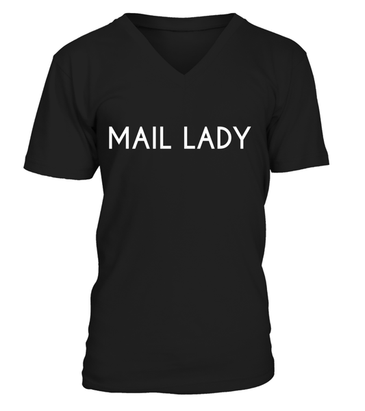 Never Underestimate The Power Of A Mail Lady Shirt - Giggle Rich - 7