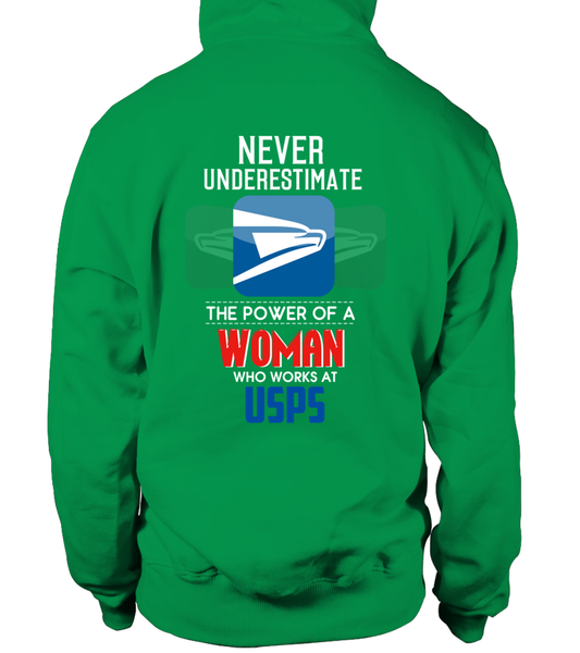 Never Underestimate The Power Of A Mail Lady Shirt - Giggle Rich - 22