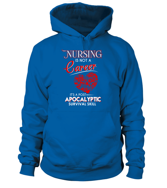 Nursing Is Not A Career Shirt - Giggle Rich - 6