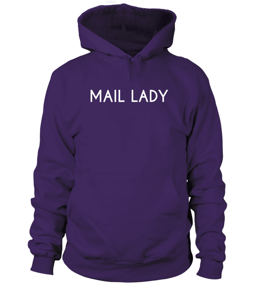 Never Underestimate The Power Of A Mail Lady Shirt - Giggle Rich - 17