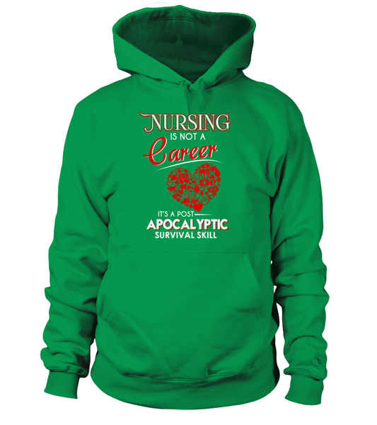 Nursing Is Not A Career Shirt - Giggle Rich - 7