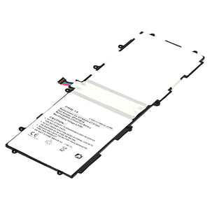 Image of Replacement Battery for Samsung Galaxy Note 10.1, GT-N8000, GT-N8013, GT-P7500, GT-P7510, and GT-P7511