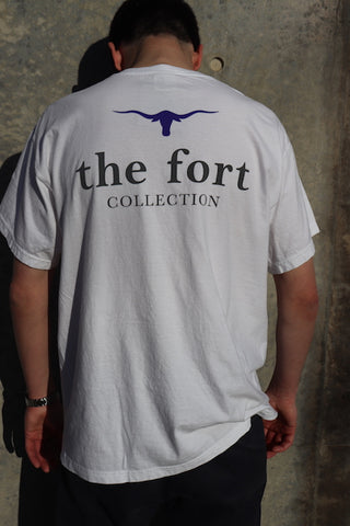 Fort Collection White Short Sleeve