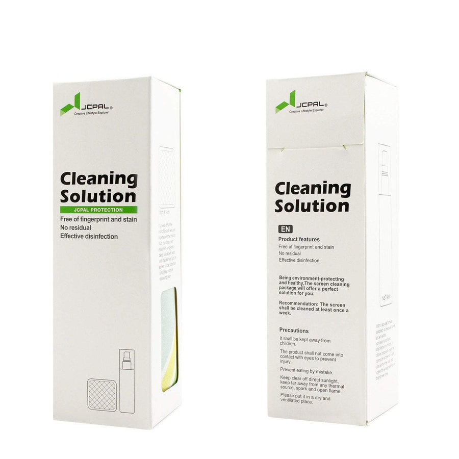 JCPal Accessories MiX Cleaning Solution Set