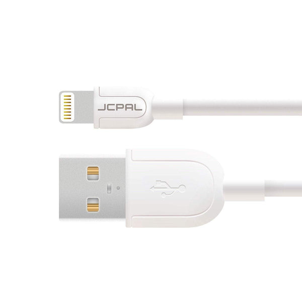 JCPal Cable LiNX Lightning Cable White