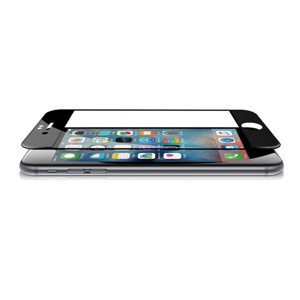 JCPal Screen Protector 3D Armor Glass Screen Protector for iPhone 6 and 6 Plus iPhone 6 / Black