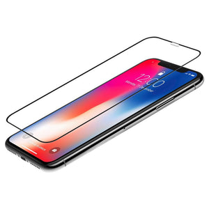 JCPal Screen Protector Preserver Super Hardness Glass Screen Protector for iPhone X