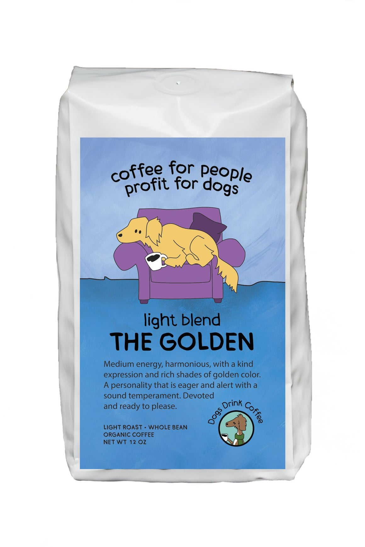 The Golden Light Blend