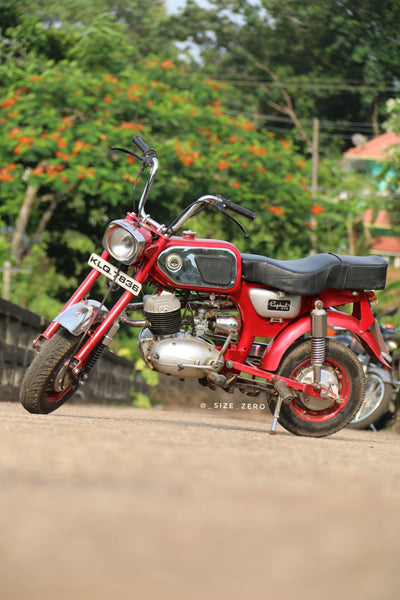 Two Stroke Tuesdays Blast from the Past Rajdoot 175 Rajdoot Motorcycle Rajdoot Moto Rajdoot RD350 Rajdoot Excel T Bobby GTS Rajdoot Excel T Trip Machine Company Blog