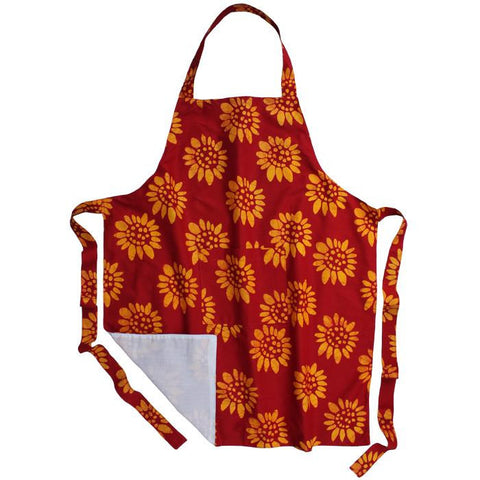 Apron Sunflower