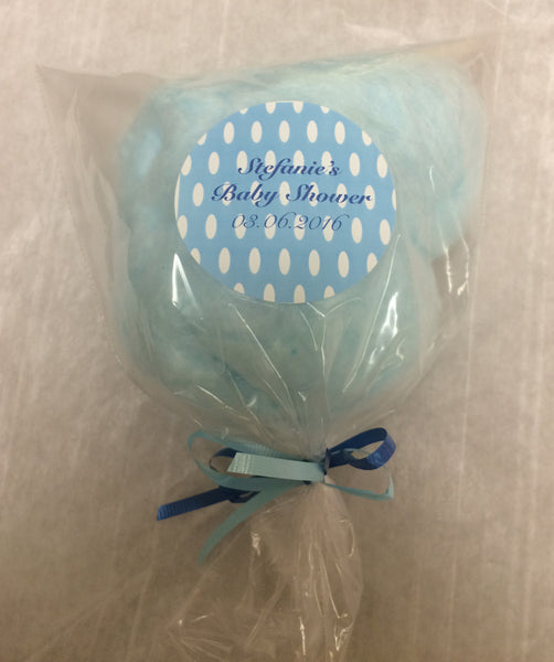 Cotton Candy Bags  - Small