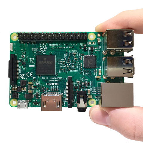 Raspberry Pi 3 Ultimate Starter Kit