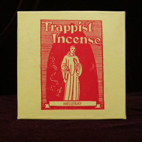 Trappist Incense: Melleray Home Church Incense