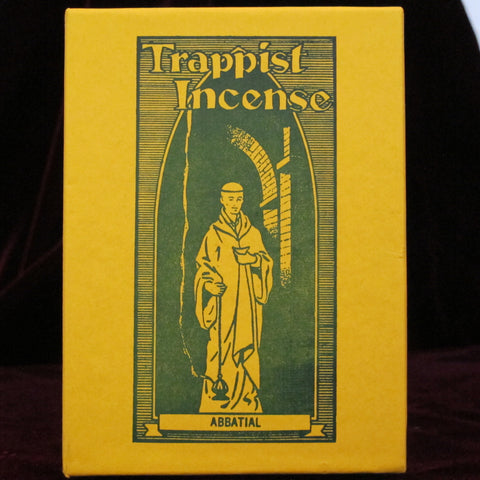 Trappist Incense: Abbatial Church Incense